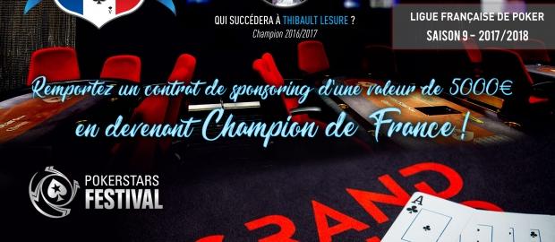 Ligue francaise de poker saison 9 gamble rogers middle school st augustine fl